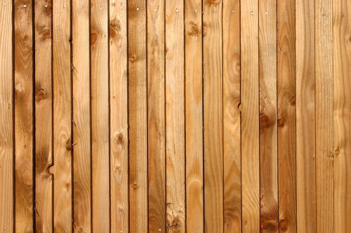 wooden - fence